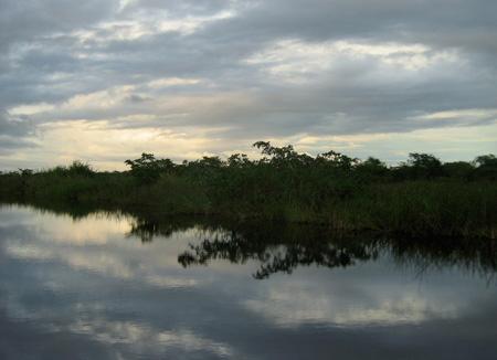 Lamanai River